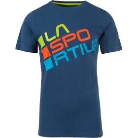 La Sportiva Square T-paita Miehet, opal